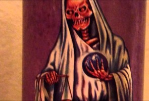 Santa Muerte: Saint of outcasts